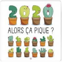 "Calendrier 2020 30x30 Barbara Formosa ""Alors ça pique?"""