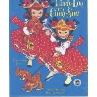 Poupée à découper et habiller Lindy Lou