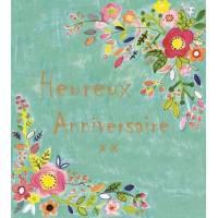 Carte Anniversaire Paper Salad heureux Anniversaire XX