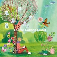 Carte Mila Marquis La jeune femme et l'arbre aux petits mots
