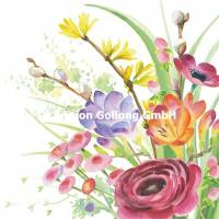 Carte Anniversaire Nina Chen Happy Birthday Lysanthius