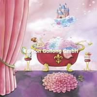 Carte Anniversaire Nina Chen Bain Moussant