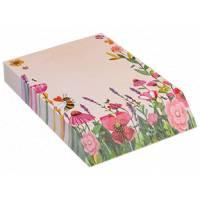 Bloc Notes Mila Marquis Fleurs et Papillons