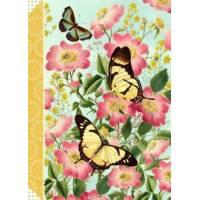 Carnet à mots de passe Gwenaëlle Trolez  Papillons