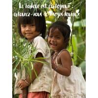 """Citation Bonheur """" Le Bonheur est contagieux: Entourez vous de visages heureux"""""""