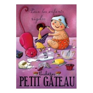 Carte Amandine Piu Petit Gateau