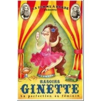 Carte Amandine Piu Rasoirs Ginette