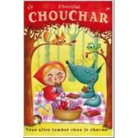 Carte Amandine Piu  Chouchar