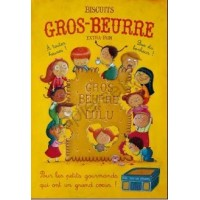 Poster Affiche Amandine Piu Gros Beurre