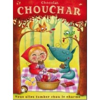 Poster Affiche Amandine Piu Chouchar