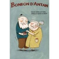 Carte Anne Laval Bonbon d'Antan