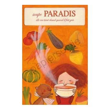 Carte Anne Laval Soupe Paradis