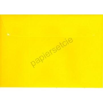 Enveloppe rectangulaire jaune foncé