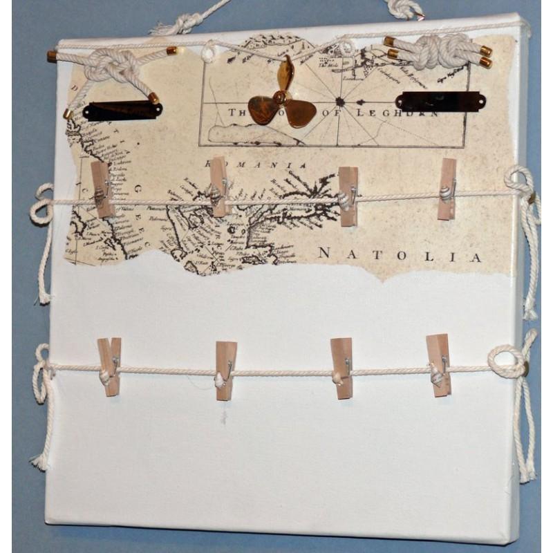 p le m le c t mer 30x30 pinces noeuds marins et h lice. Black Bedroom Furniture Sets. Home Design Ideas