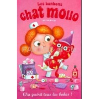 Carte Amandine Piu  Chat Mollo