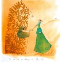 Carte Anne-Sophie Rutsaert Et la vie se change en fête!!!