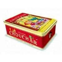 Amandine Piu Boite métal Chocolat Chouchar
