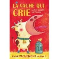 Carte Amandine Piu  La vache qui crie