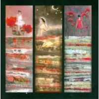 Carte Julie Grugeaux Fleurs de lune