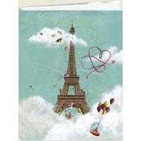 Cahier  Marie-Anne Foucart La Tour Eiffel