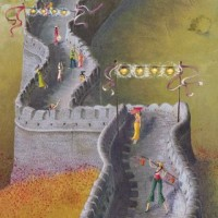 Marie-Anne Foucart carte simple Grande muraille de Chine milieu