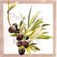 Carte Lizzie Olives de Provence