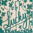 """Carte Florence Weizer """"Get Lucky"""""""