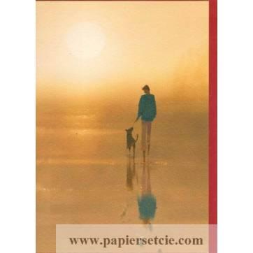 """Carte Pascal Campion """"En balade"""""""