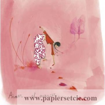 Carte Anne-Sophie Rutsaert Aimer...et avancer...