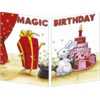 Carte Sophie Turrel Magic Birthday