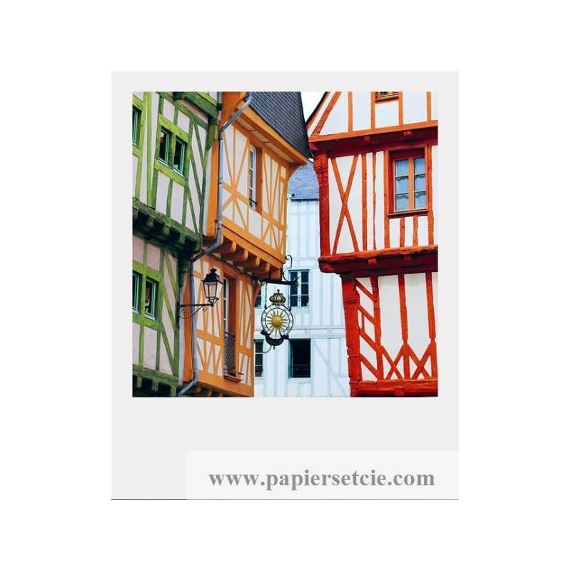 carte format polaro d fr d ric buxin vannes maisons. Black Bedroom Furniture Sets. Home Design Ideas