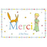 Carte Citation Le Petit Prince Merci Le Renard