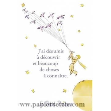Carte Citation Le Petit Prince \