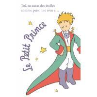 """Carte Citation Le Petit Prince """"Toi tu auras des étoiles..."""""""
