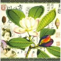 Carte d'art Gwenaëlle Trolez Magnolia
