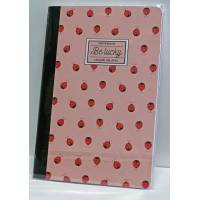 "Cahier LEGAMI A5 Be Lucky ""Coccinelles"""
