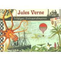 Carnet de Voyage Gwenaëlle Trolez Jules Verne