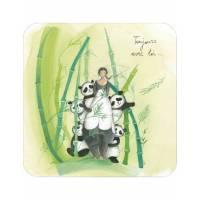 """Carte Anne-Sophie Rutsaert """"Toujours avec toi..."""""""
