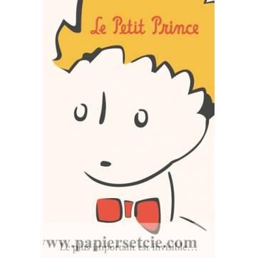 Carte Citation Le Petit Prince Portrait