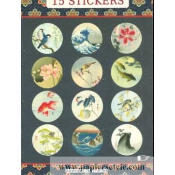 Stickers Gwenaëlle Trolez Estampes
