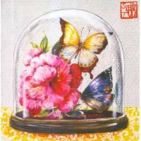 Carte d'art Gwenaëlle Trolez Sophie Addé Cloche en verre