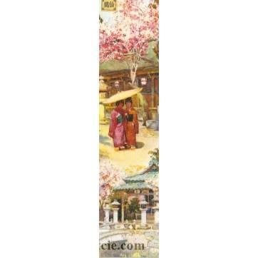Marque-Pages Gwenaëlle Trolez Japon japonais