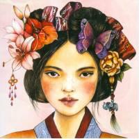 Carte Gwenaëlle Trolez Claudia Tremblay Sayurita