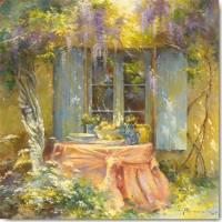 Carte Johan Messely Lumière d'été