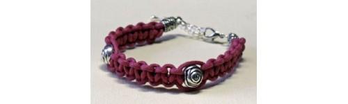 Bracelets macramé
