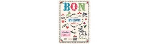 """Cartes postales """"Bon pour"""""""
