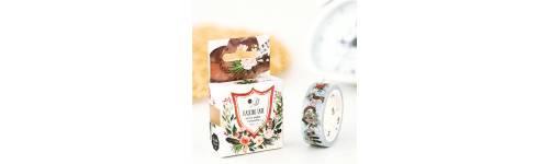Masking Tape Washi Tape imprimés japonais